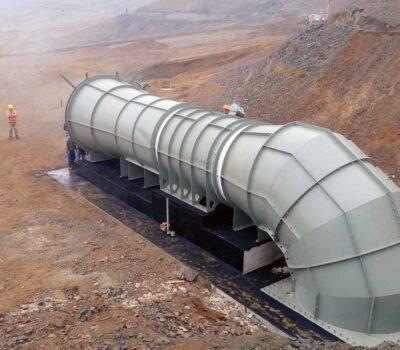 Zitrón Peru CONDESTABLE Mine