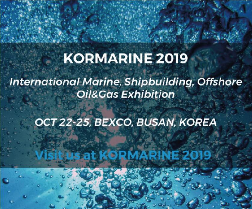 Zitrón Marine Division participates in KORMARINE 2019