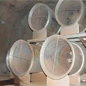 Mining Auxiliary Ventilation