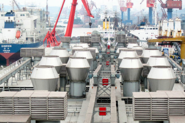 m/v NADA - Livestock Carrier Marine Zitrón