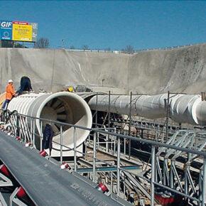 Underground Infrastructure Temporary Ventilation