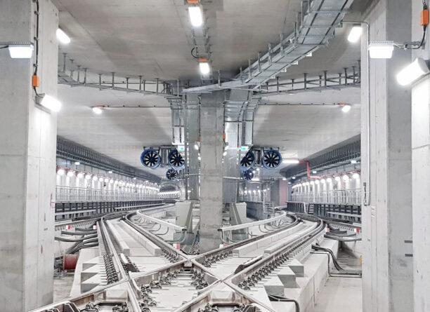 Doha Metro - Qatar Zitrón