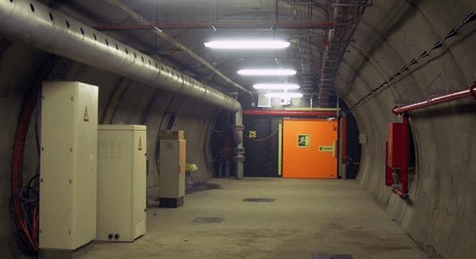 Guadarrama Tunnel MODULBYP - Spain Zitrón