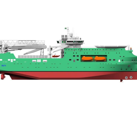 Offshore Accommodation Vessel – REFORMA PEMEX