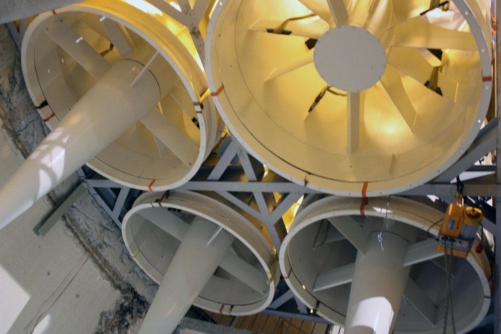 Bodyflight Stockholm Wind Tunnel Zitrón