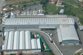 Zitrón factory in Spain