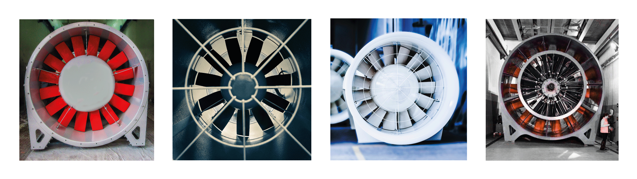 Zitrón products ventilation fans